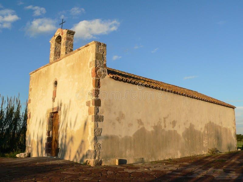 cerdeña Giba Villarios foto de archivo