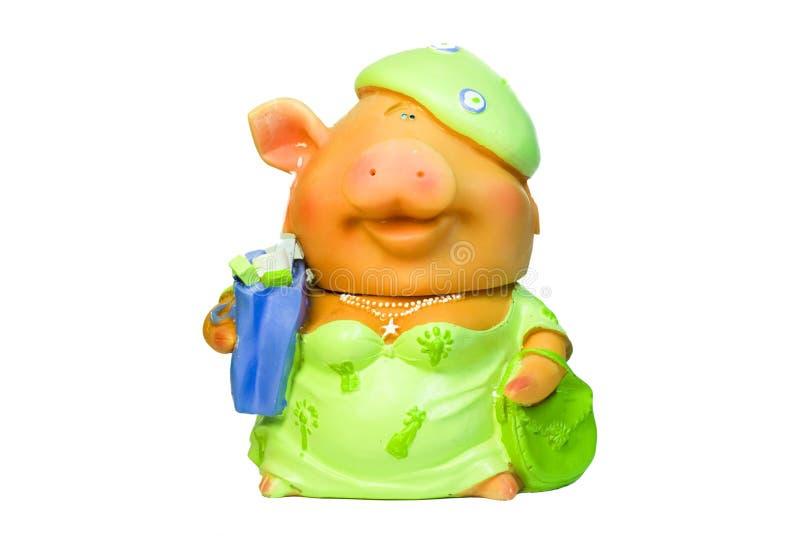 Download Cerdo imagen de archivo. Imagen de muñeca, cochinillo - 7288815