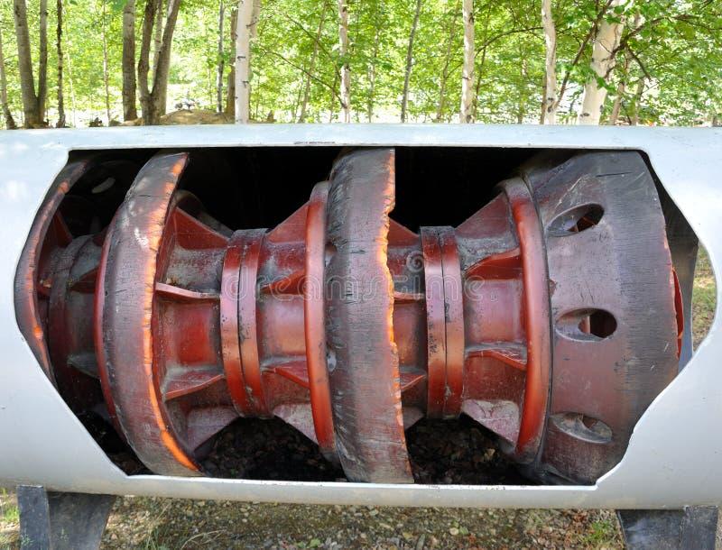 Cerdo del oleoducto fotografía de archivo libre de regalías
