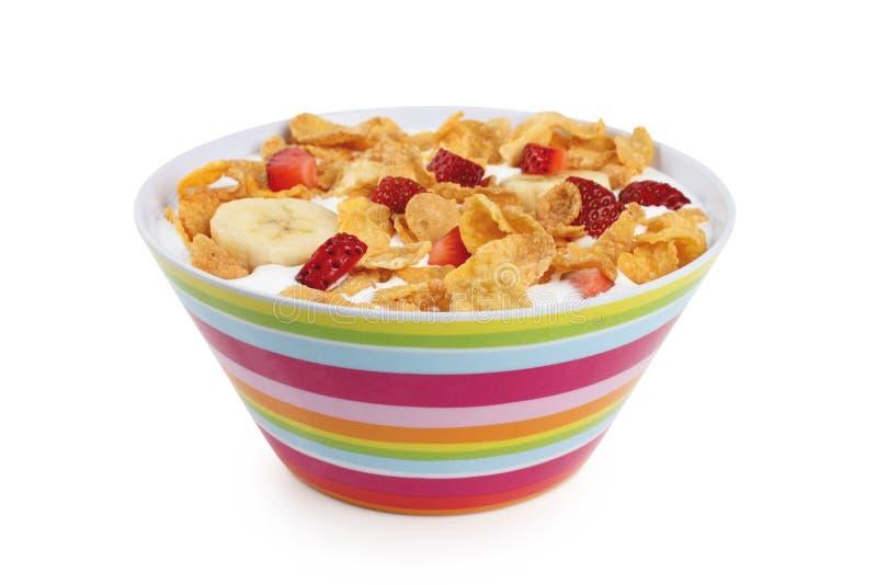 Cereal foto de archivo