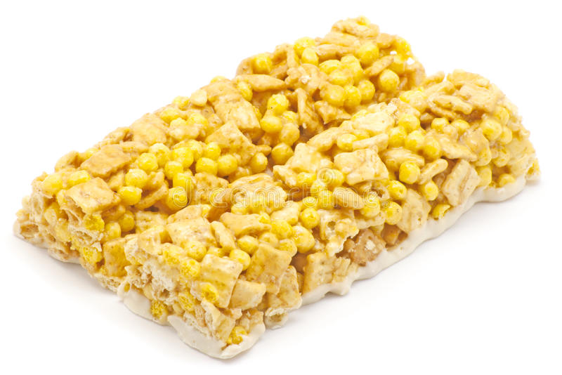 Cereal bars stock photography