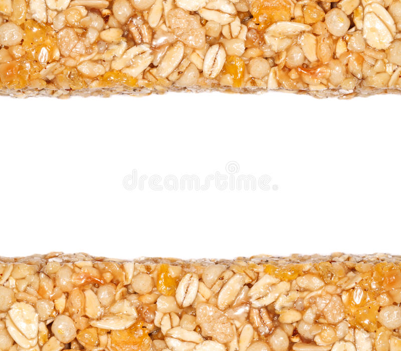 Download Cereal Bars Border Royalty Free Stock Image - Image: 24746376
