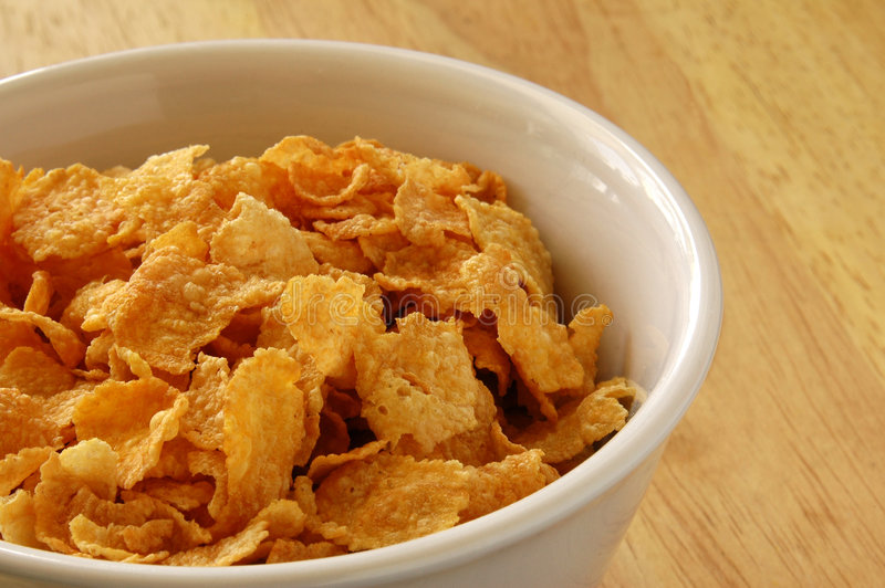 Download Cereal Bowl stock photo. Image of snack, breakfast, corn - 106348