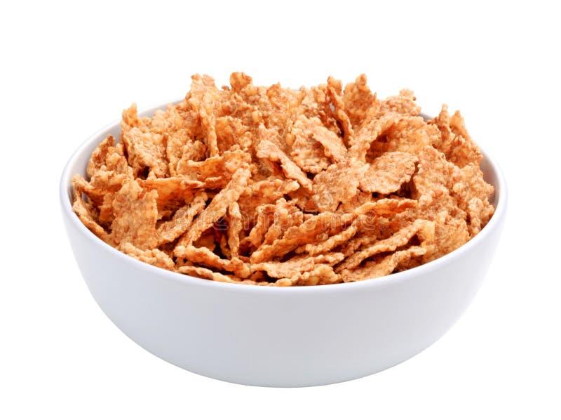 Cereal de desayuno fotografía de archivo libre de regalías