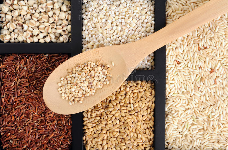 Cereal del grano imagen de archivo