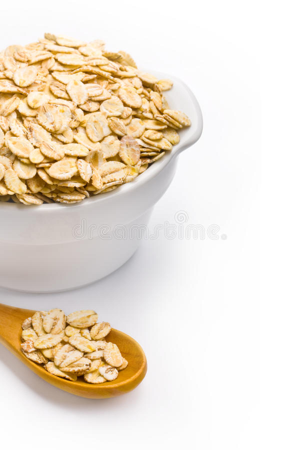 Download Cereal flakes stock image. Image of cuisine, eat, bowl - 28700097
