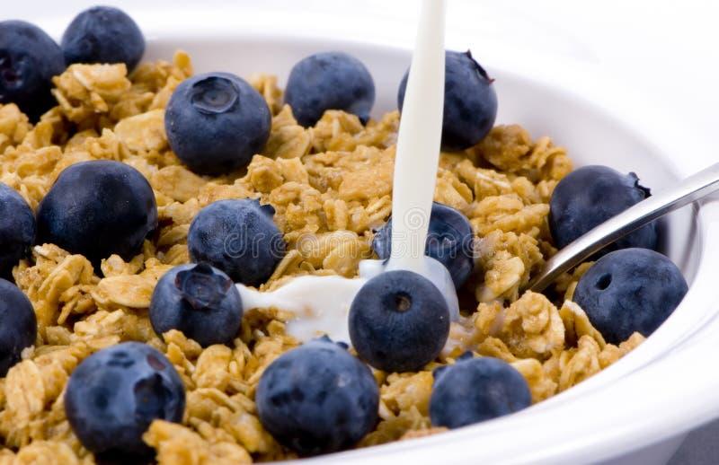 Cereale da prima colazione 3 immagini stock