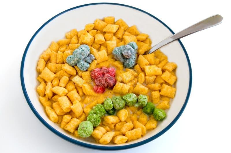 Cereale dello zucchero fotografia stock
