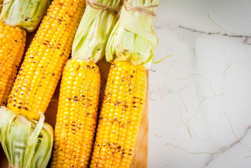 Cereale dorato arrostito fotografie stock libere da diritti