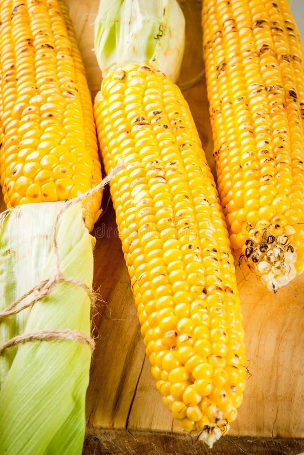 Cereale dorato arrostito immagini stock