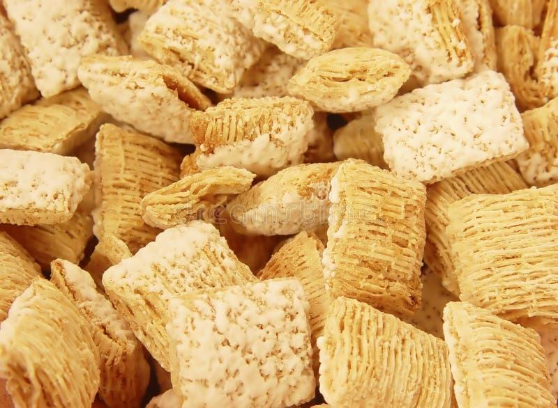 Cereale glassato del grano intero fotografie stock libere da diritti