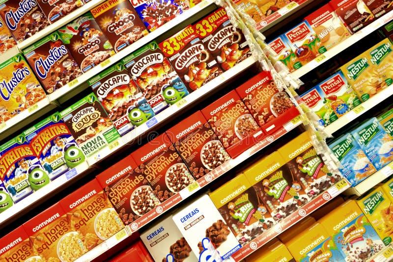 Cereales imágenes de archivo libres de regalías