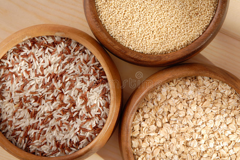 Download Cereals. stock image. Image of good, grain, dried, up - 27611787