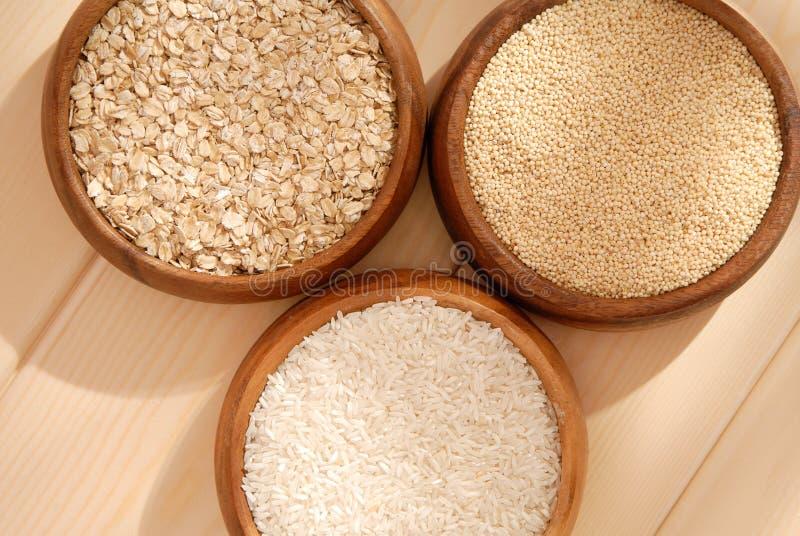 Download Cereals. stock image. Image of boiled, grain, lenten - 27611913