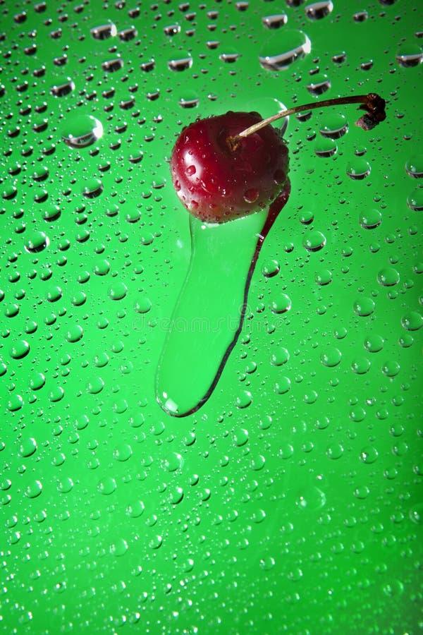 Cereja doce. foto de stock royalty free