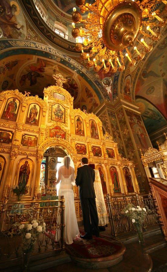 ceremonia ślubu obraz royalty free