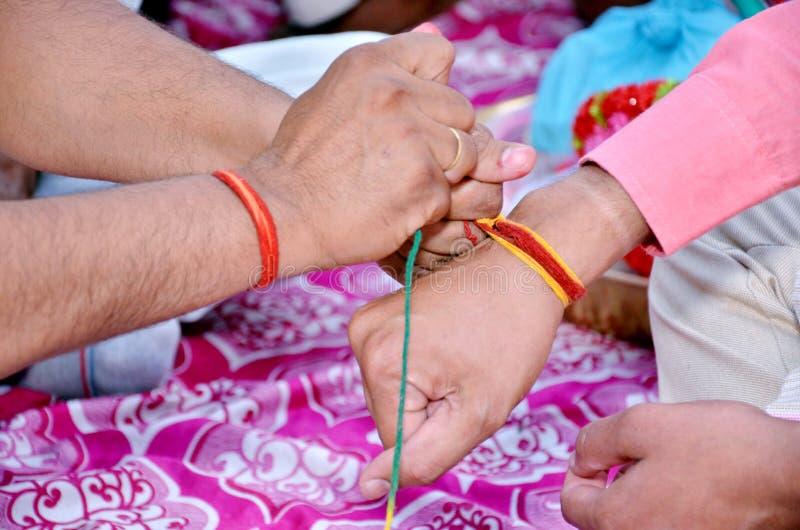 Ceremonia de boda hindú imagen de archivo