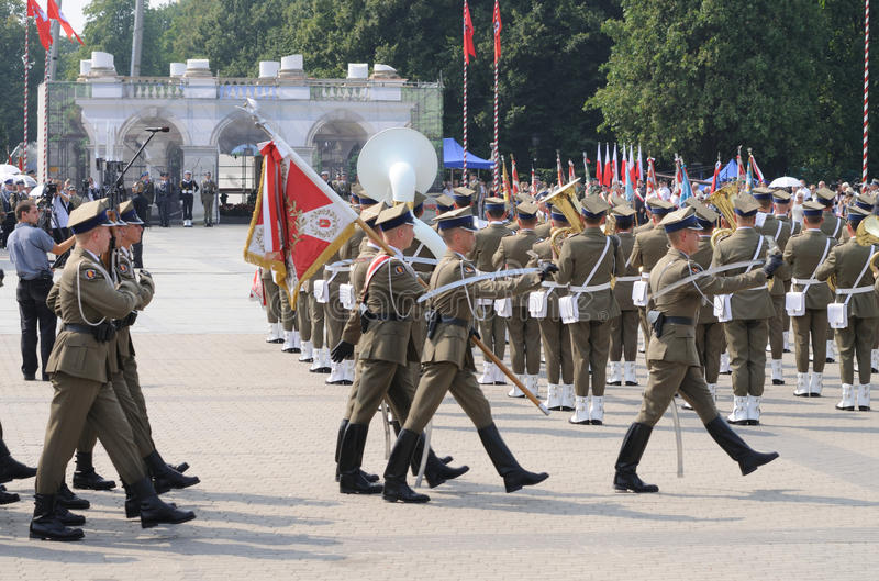 Download Ceremonial guard editorial stock image. Image of many - 19573324