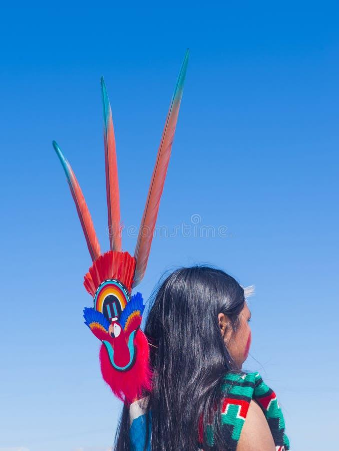 Ceremonial indiano intertribal de Gallup fotografia de stock royalty free