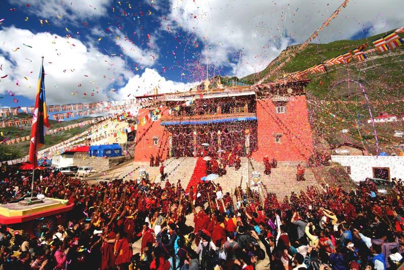 ceremonii dedykacja zdjęcie royalty free