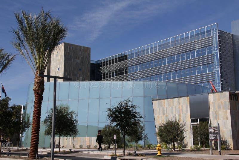 Cerero céntrico City Hall Building fotografía de archivo libre de regalías