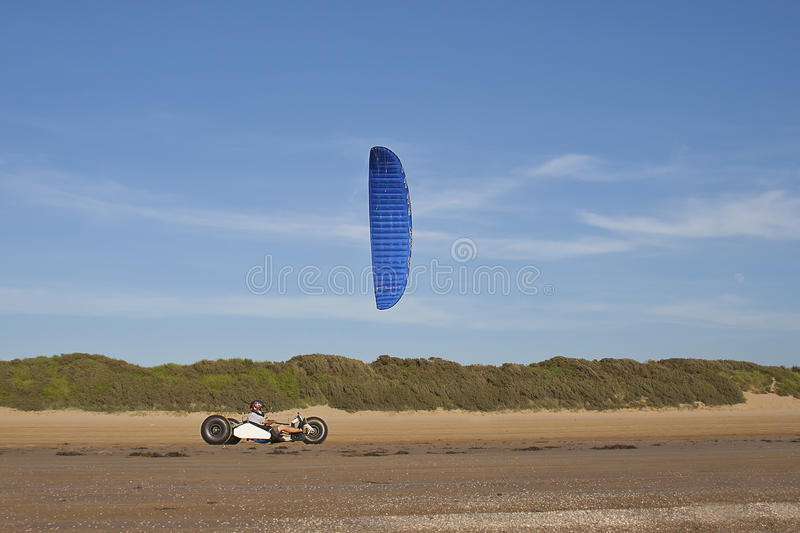 Cerf-volant Buggying photos stock