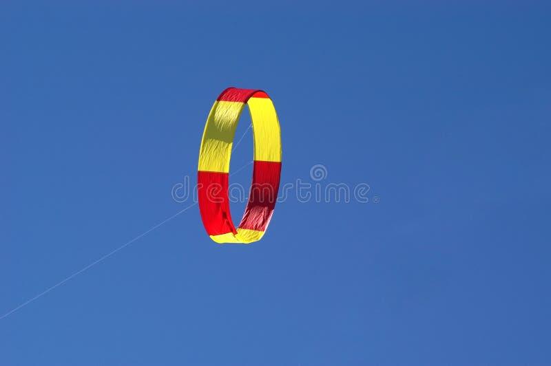 Cerf-volant circulaire   images libres de droits