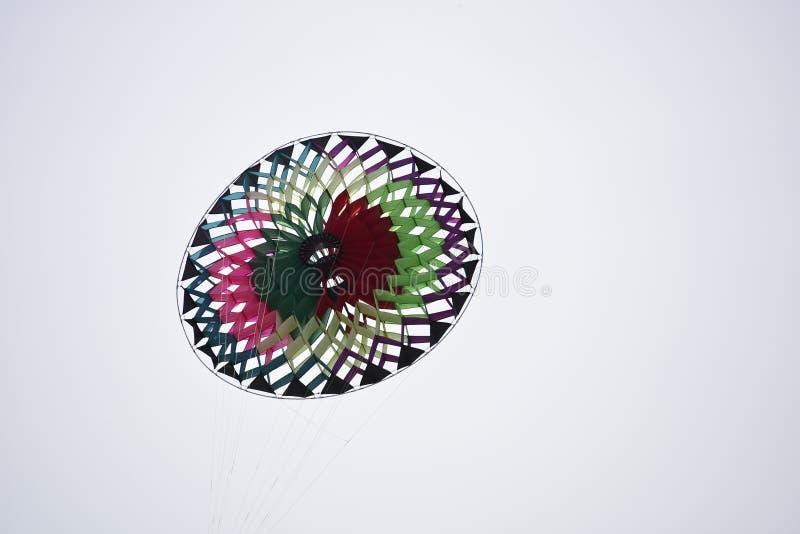 Cerf-volant de forme circulaire photos libres de droits