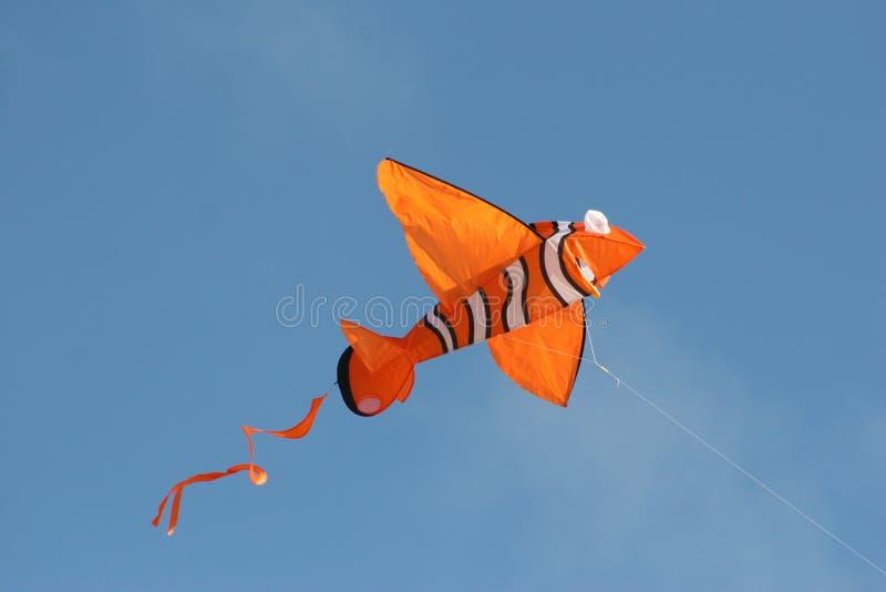Cerf-volant de poissons images stock