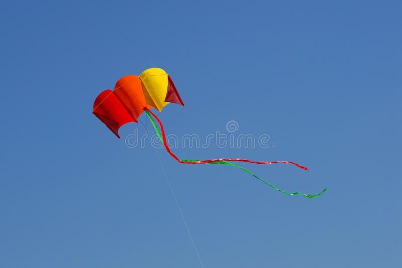 Cerf-volant de vol photo libre de droits