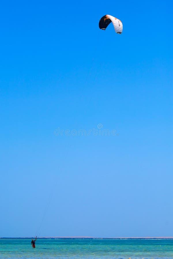 cerf-volant prêt à photographie stock
