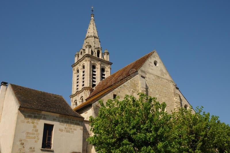 cergy Christophe kościół święty obrazy royalty free
