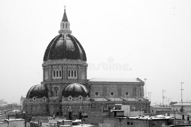 Cerignola Duomo Tonti royaltyfria bilder