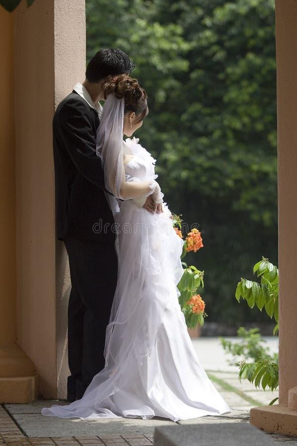 Cerimónia de casamento foto de stock royalty free