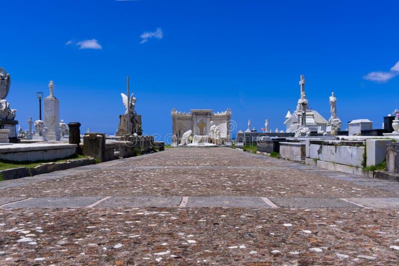 Cerimônia histórica em Puerto Rico foto de stock royalty free