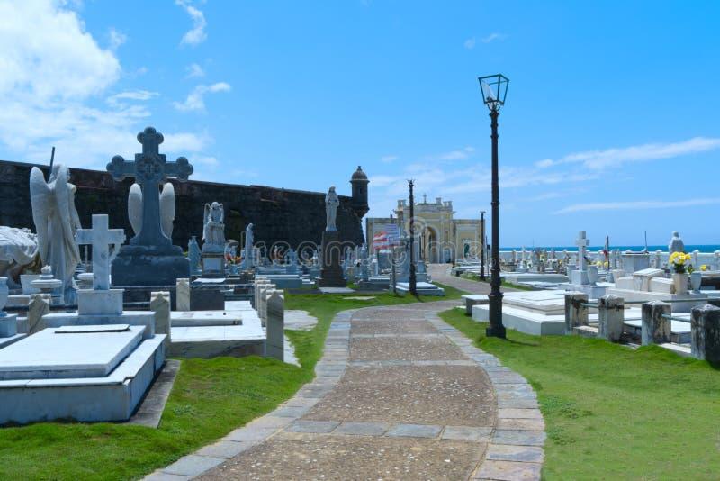 Cerimônia histórica em Puerto Rico fotografia de stock royalty free