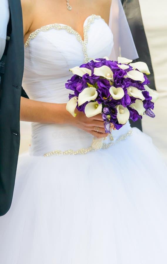 Cerimônia de casamento imagens de stock