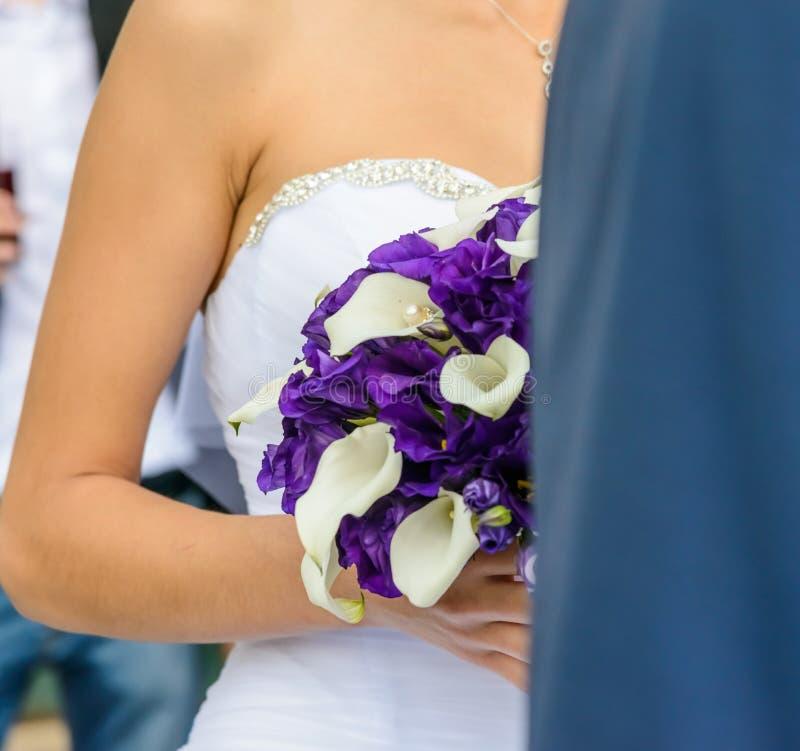 Cerimônia de casamento fotos de stock royalty free