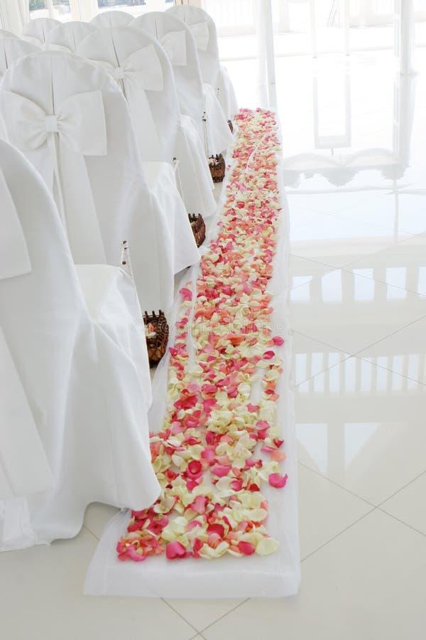 Cerimônia de casamento. imagens de stock royalty free