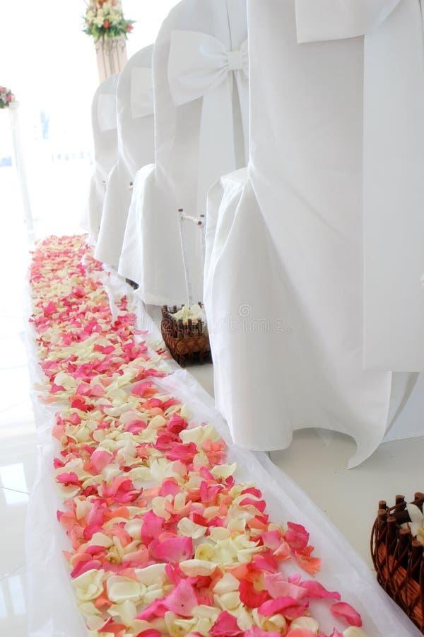 Cerimônia de casamento. fotografia de stock royalty free