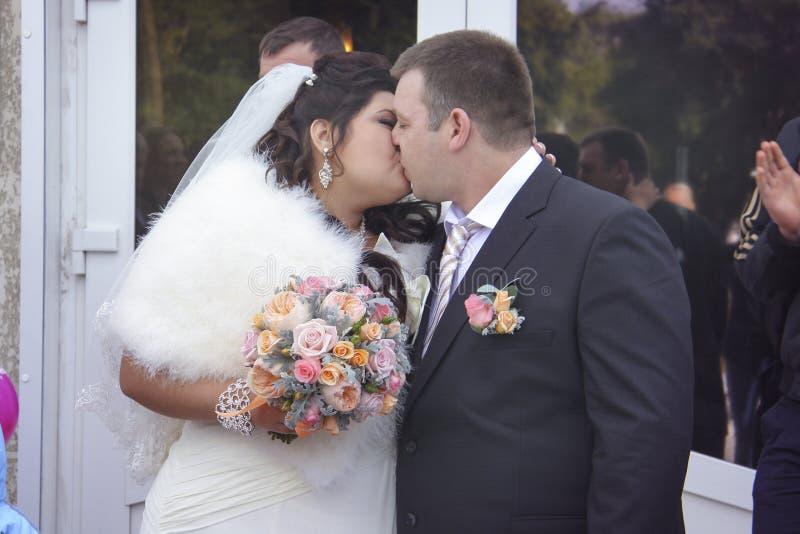 Cerimônia de casamento imagens de stock royalty free