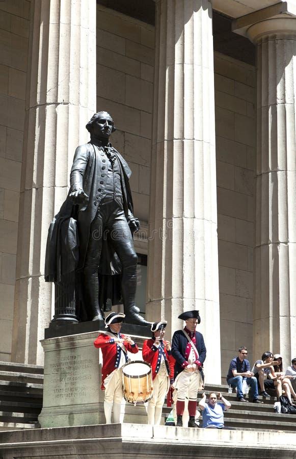 Cerimônia para a declaração de independência em Salão federal fotografia de stock royalty free