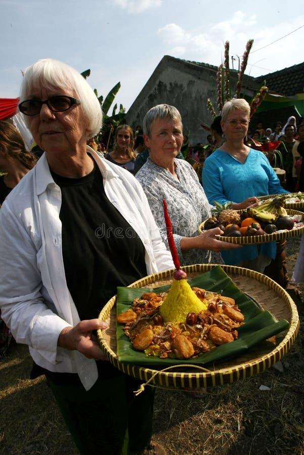 Cerimônia ritual fotos de stock royalty free