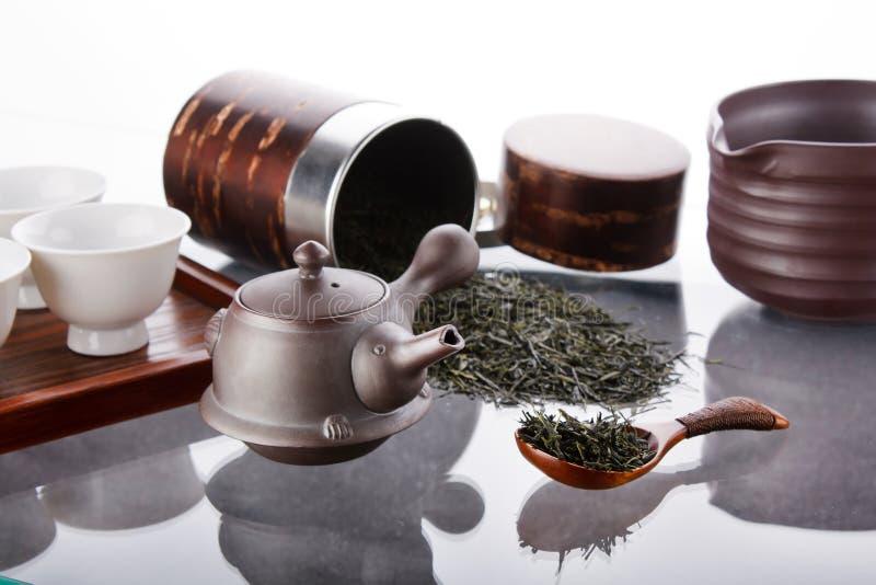 Cerimonia di tè tradizionale fotografia stock libera da diritti