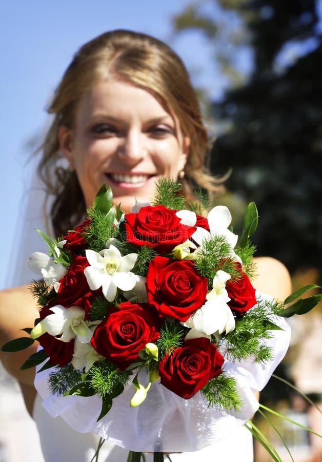 Download Cerimonia nuziale fotografia stock. Immagine di sole, bride - 3894538