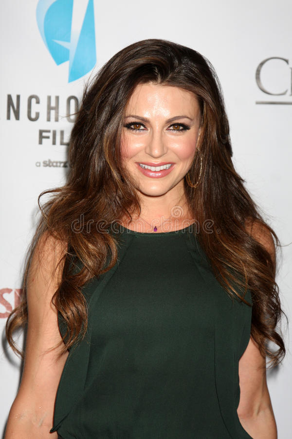 Download Cerina Vincent redaktionelles stockfoto. Bild von angeles - 26372168