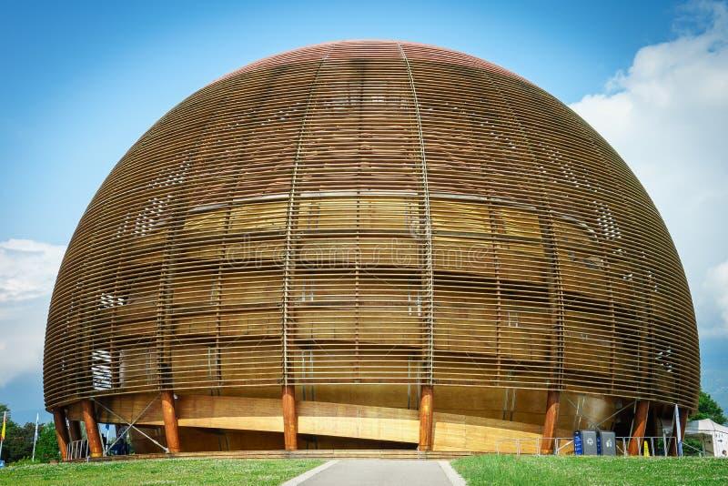 CERN Genève arkivbilder