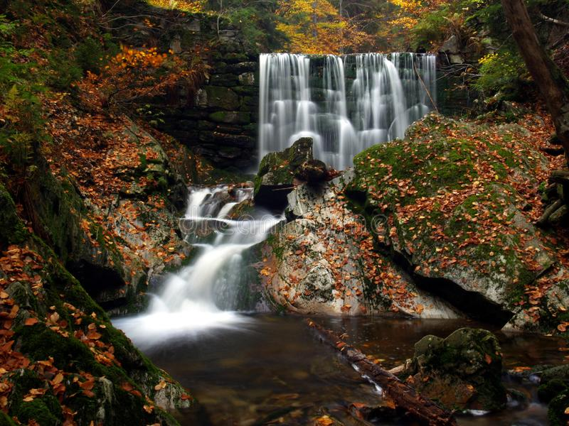 Download Cernohorsky stream stock photo. Image of beauty, rocks - 7790698