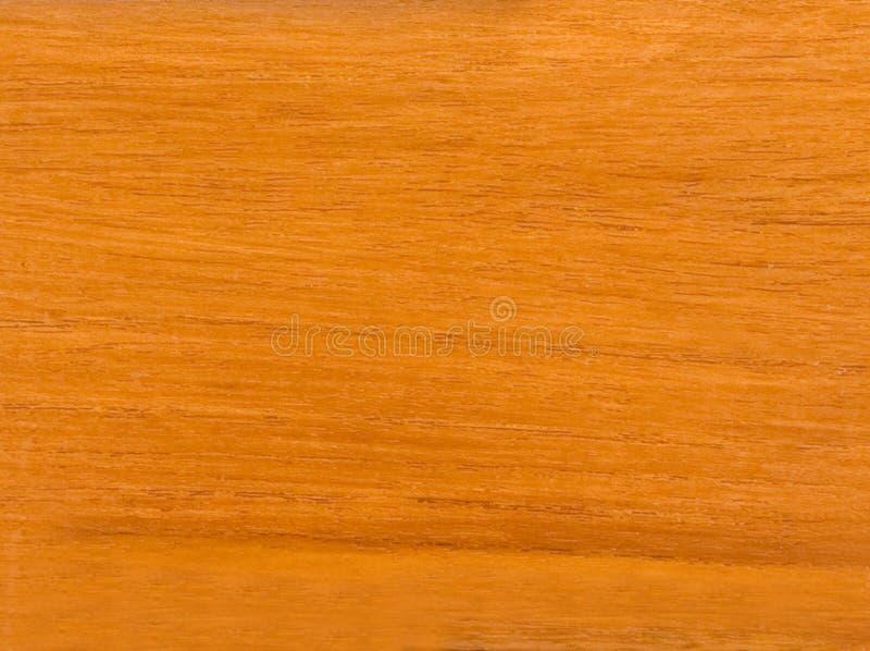 Cerrado para arriba de la textura horizontal del tablero de madera de Brown fotos de archivo libres de regalías