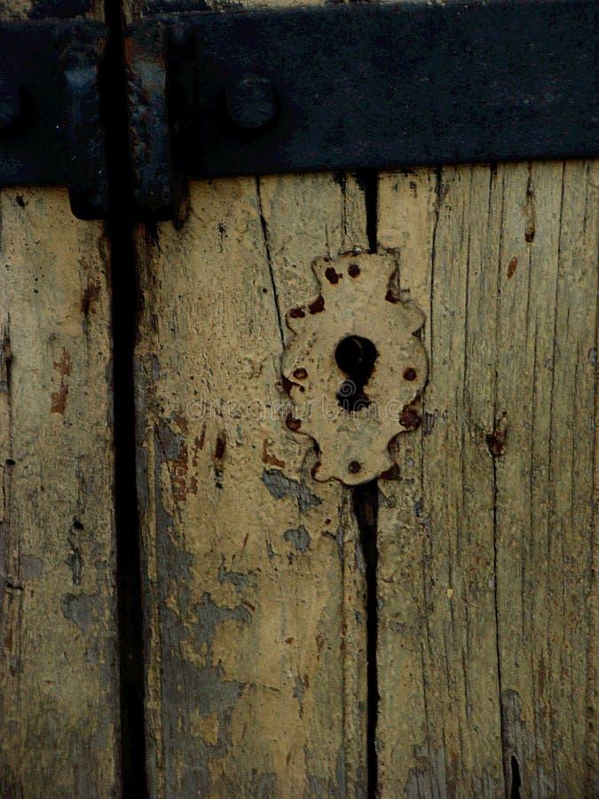 Cerradura Antigua, pasado d'EL de cerrando photos libres de droits